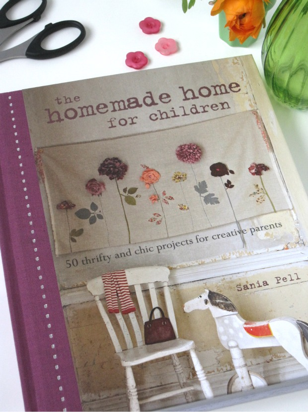 the homemade home for children by sania pell