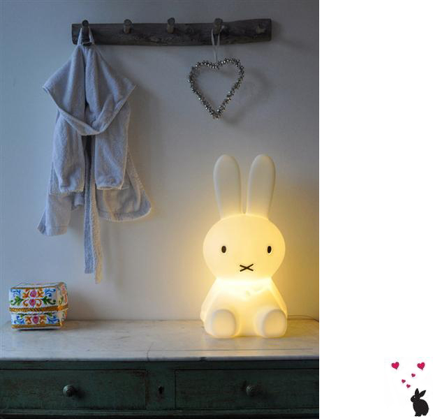 Miffy Light Changing Unit Nursery