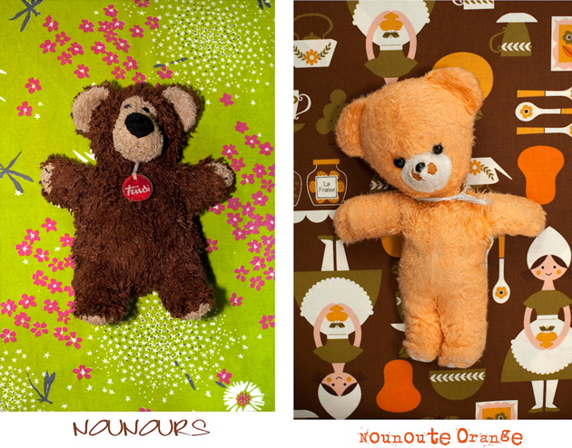 nounours and nounoute