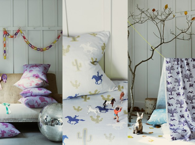 Hibou Home children's fabrics