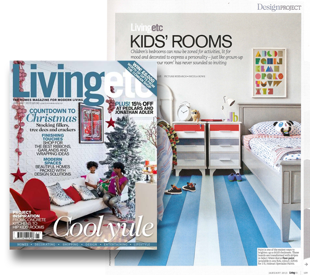 Living-Etc kids rooms design feature