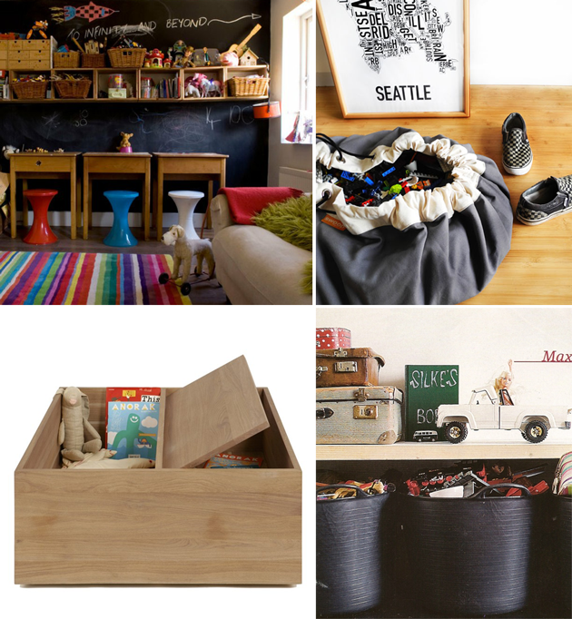 kids room play room storage ideas timber