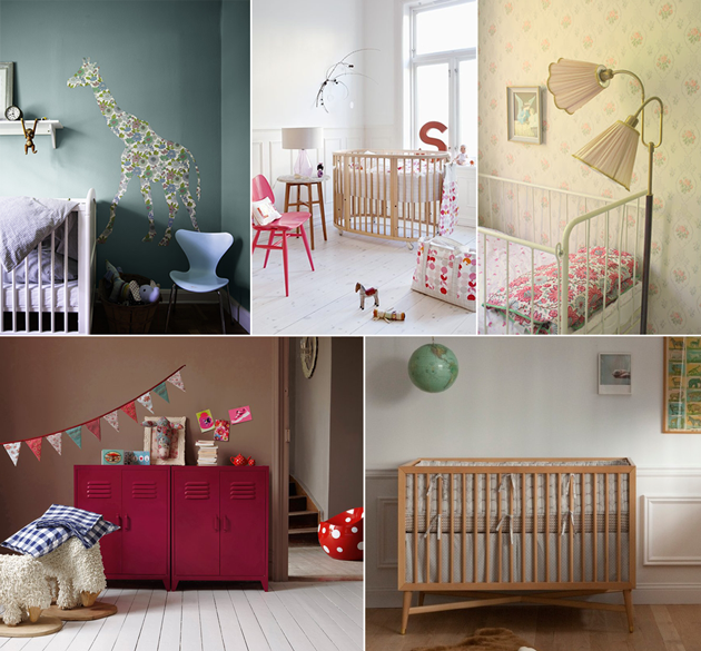 What colour is best for a baby room room to bloom - Idea for a toddler girls room ...