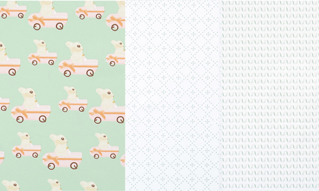 studio ditte kids wallpaper sweet bunny