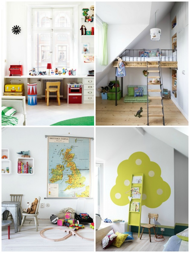 seven tips to create a stylish kids room