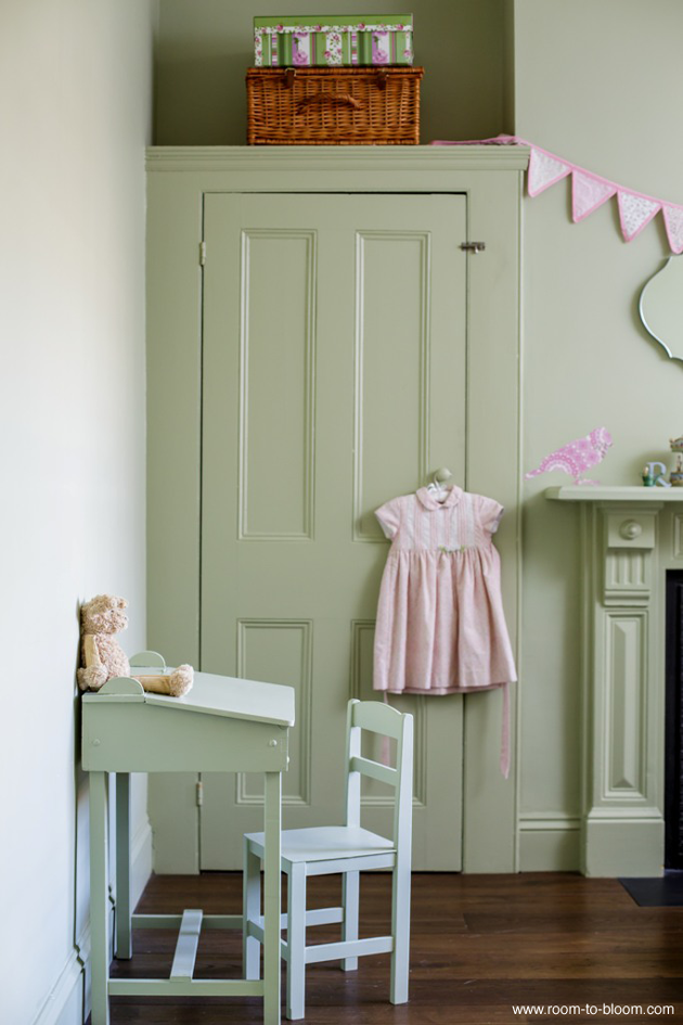 Rosie's green nursery
