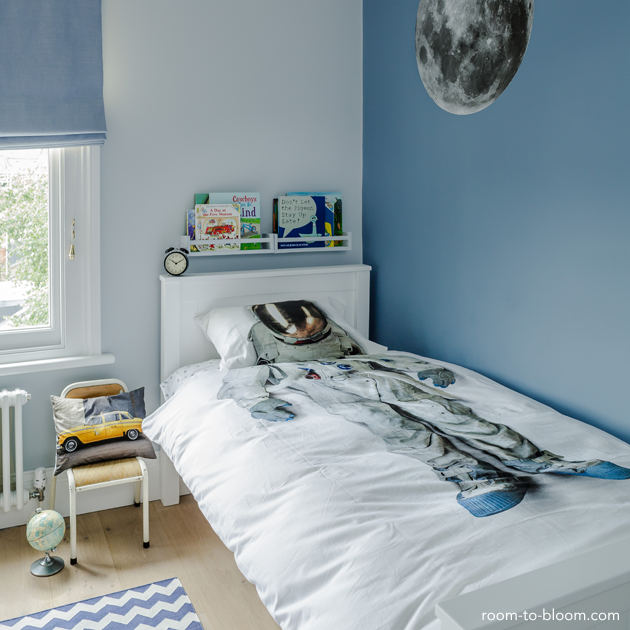 Blue Room: Before & After: Jonah's Blue Boys Bedroom