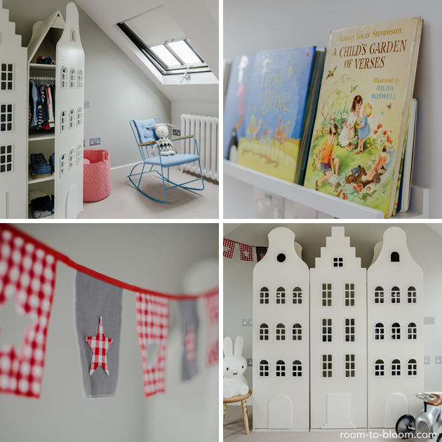 Tobias' grey nursery compilation
