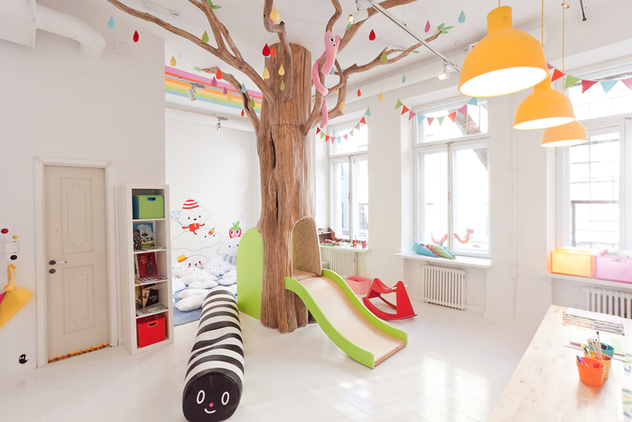 playroom interior design yeka haski bibliotheka