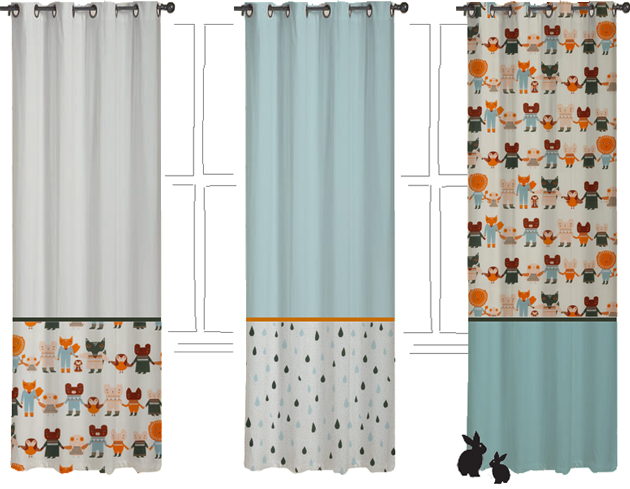 donna wilson curtain fabric