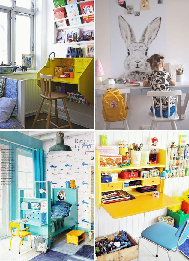 kids desks round-up