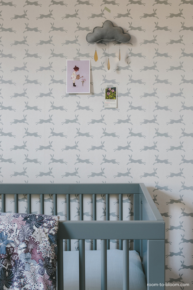Before And After Phoebe S Grey Nursery Room To Bloom