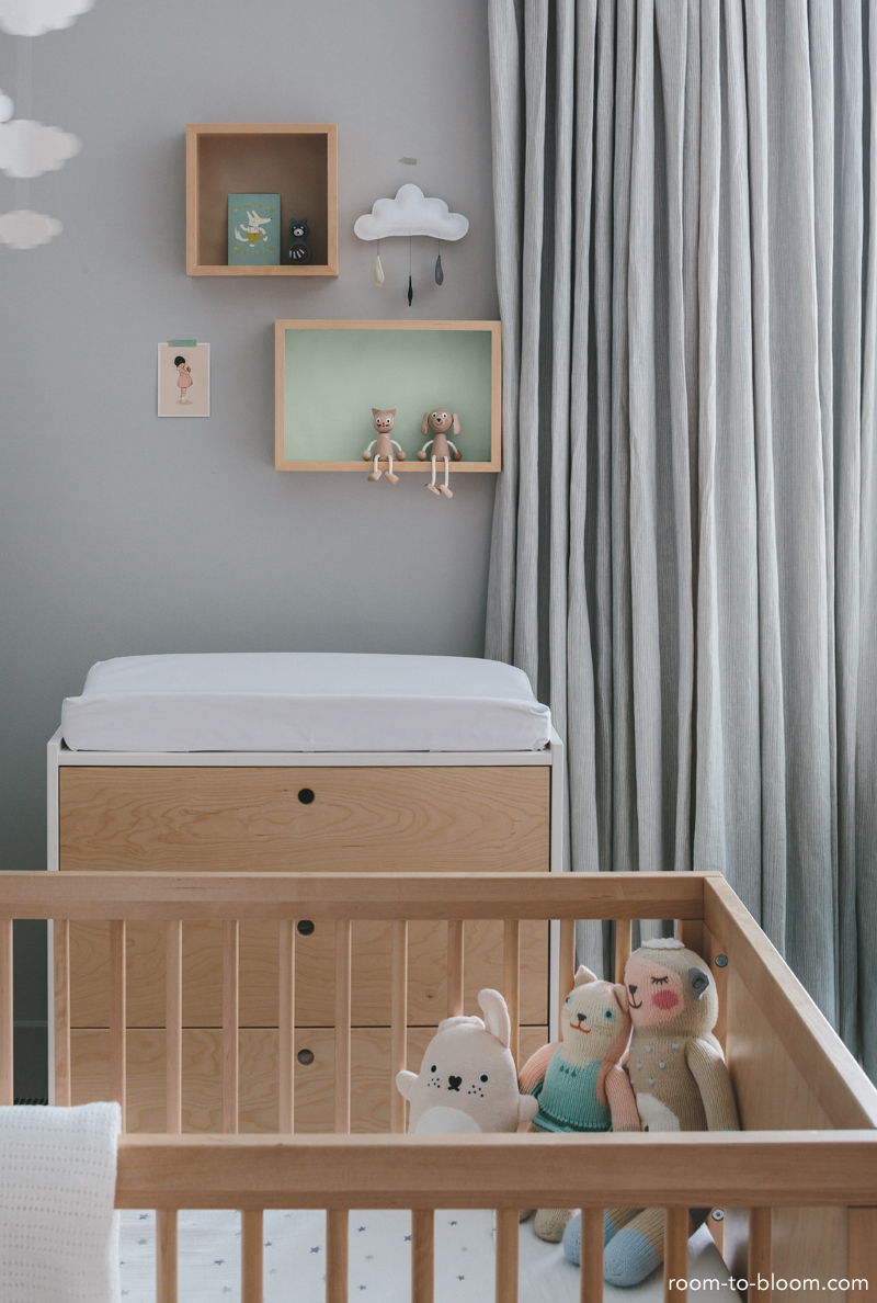 interior design gender neutral nursery twin room