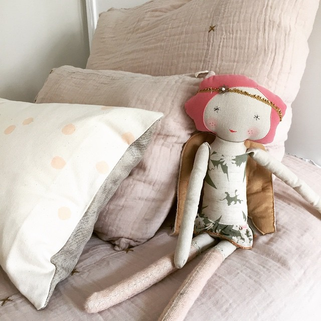 Another peek at Lola's room, coming soon! #kidsinteriordesign #kidsinteriors