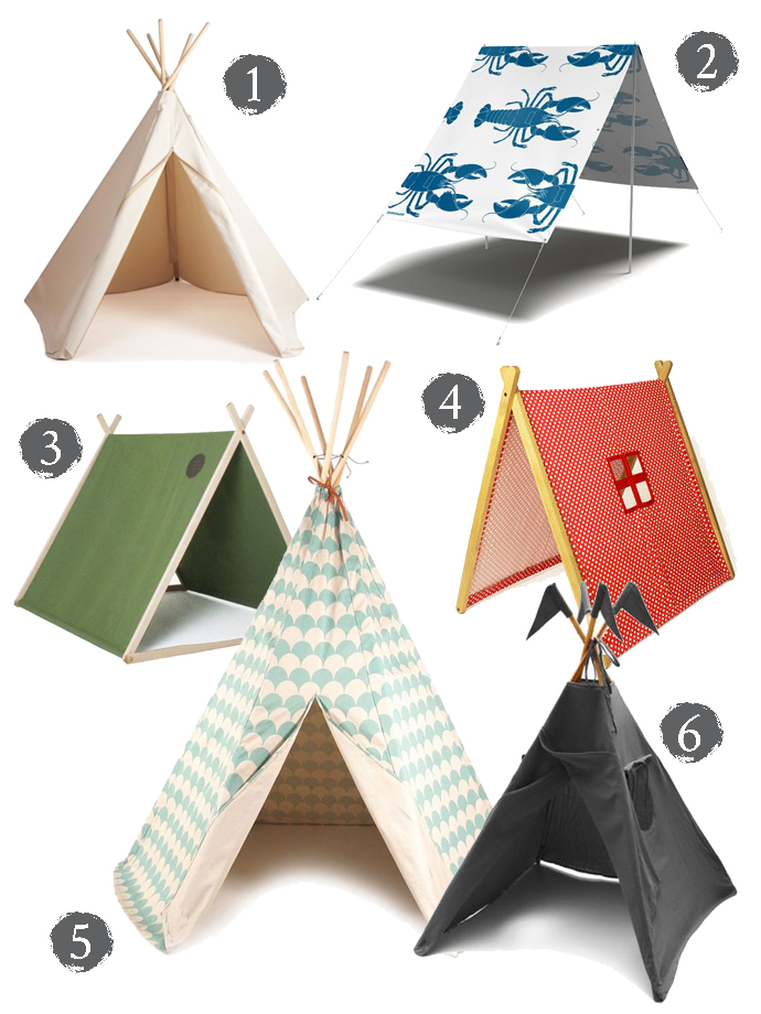 MR FOX best teepees and play tents