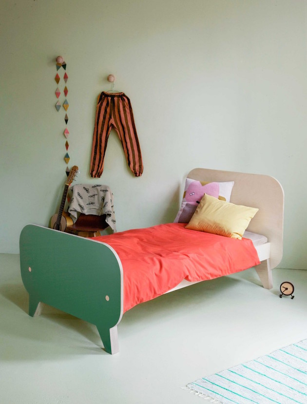 Furniture-Beds-Kids-Green