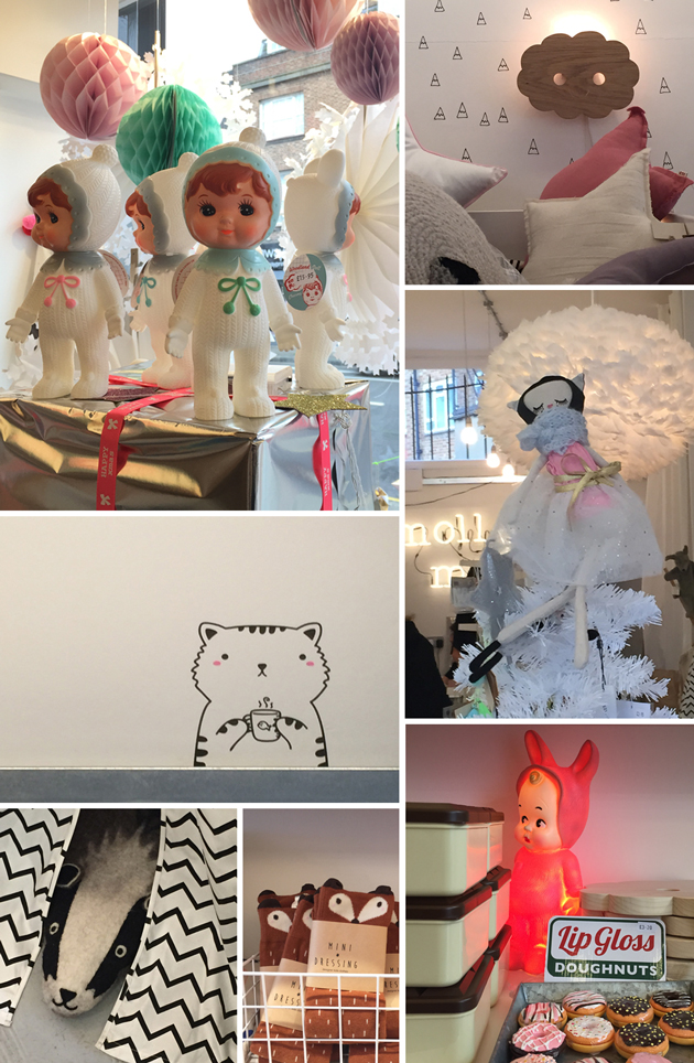 molly meg kids decor shop london