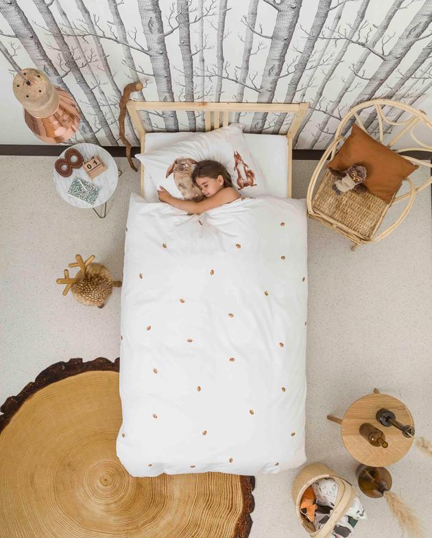 Furry Friends Children's Bedding By Snurk