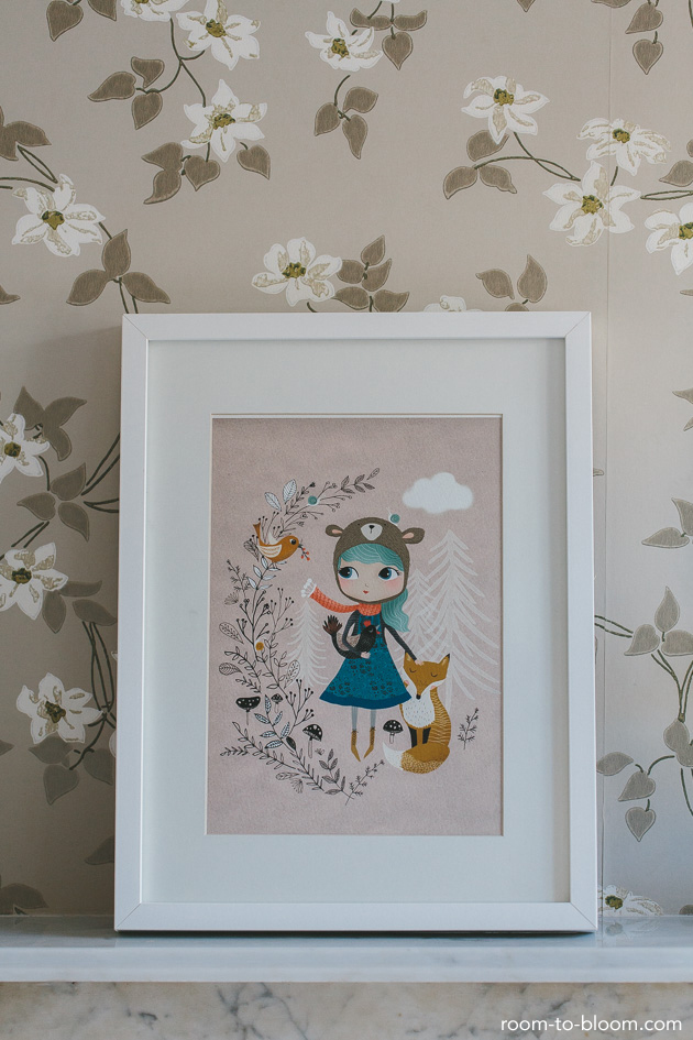 interior design childrens room lola