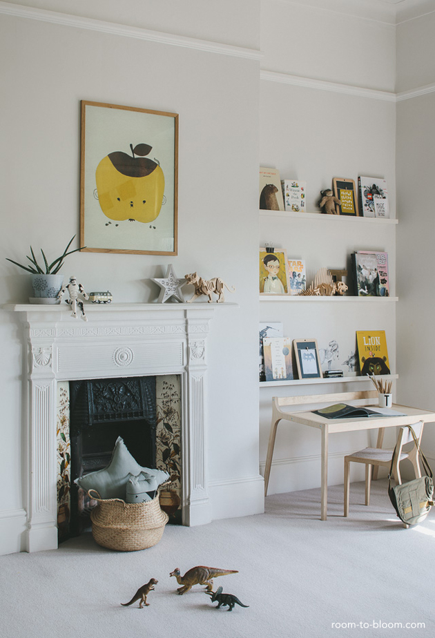 A Grey And Yellow Bedroom For Tobias Room To Bloom