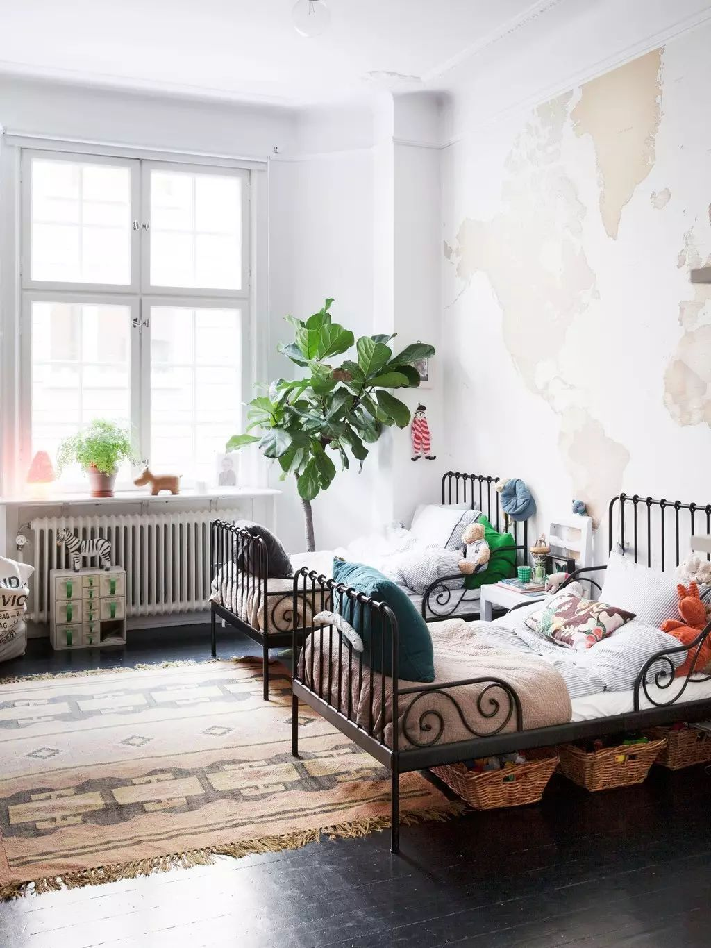 House Plants In Kids Rooms