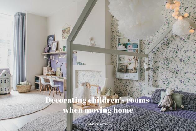 Nursery Kids Room Interior Design Blog Childrens Bedroom Design