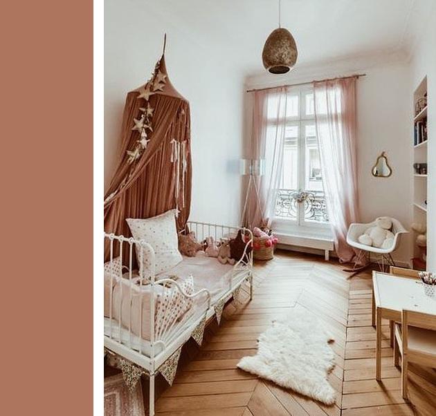 Warm Neutrals Kids Rooms